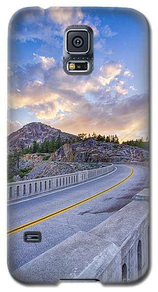 Donner Memorial Bridge Galaxy S5 Case