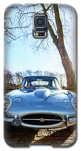 E Type Jaguar Galaxy S5 Case