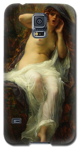 Galaxy S5 Case featuring the painting Echo by Alexandre Cabanel