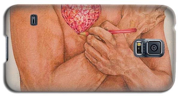 Embrace Love Galaxy S5 Case by Kent Chua