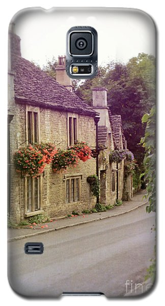 Galaxy S5 Case featuring the photograph English Village by Jill Battaglia