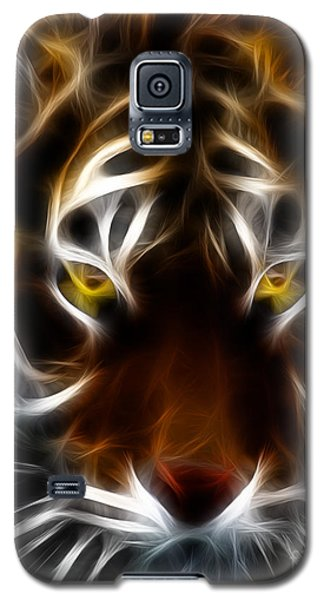 Eye Of The Tiger Galaxy S5 Case