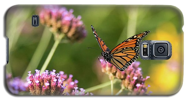 Flight Of The Monarch 1 Galaxy S5 Case