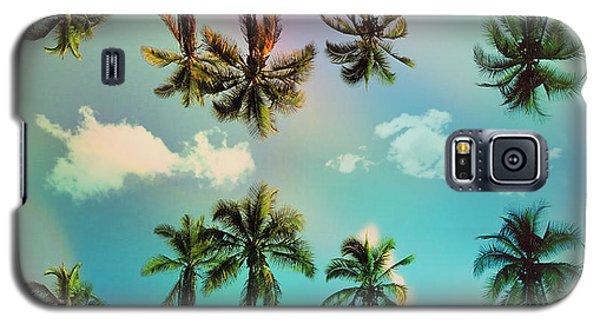 Fantasy Galaxy S5 Case - Florida by Mark Ashkenazi