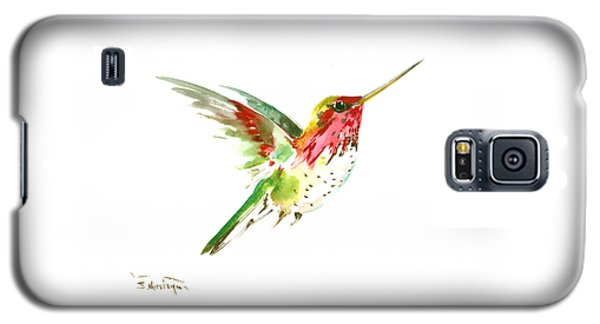 Flying Hummingbird Galaxy S5 Case