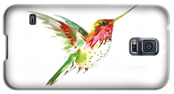 Flying Hummingbird Galaxy S5 Case by Suren Nersisyan
