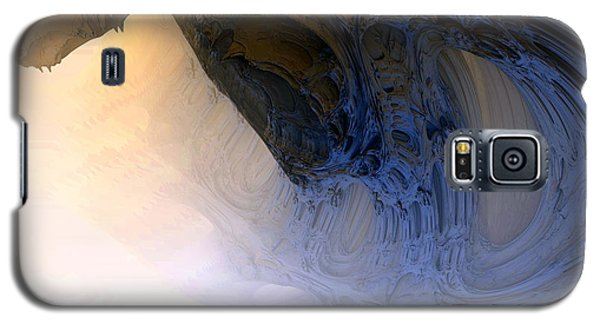 Fog In The Cave Galaxy S5 Case