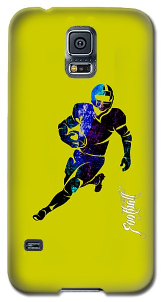 Football Collection Galaxy S5 Case by Marvin Blaine