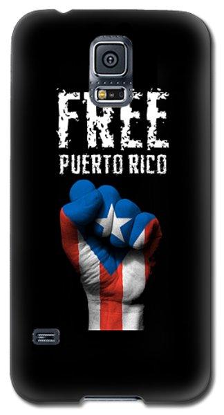 Free Puerto Rico Galaxy S5 Case