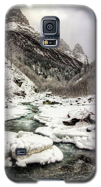 Freeze-up At Dan Creek Galaxy S5 Case