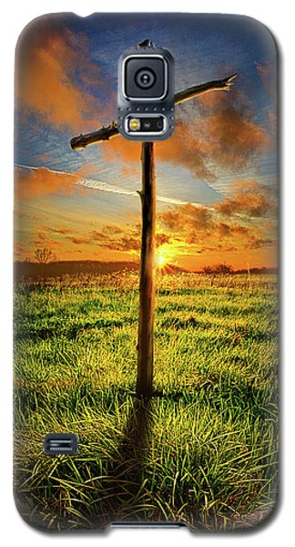 Galaxy S5 Case featuring the photograph Good Friday by Phil Koch