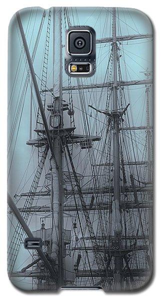 Galaxy S5 Case featuring the photograph Gorch Fock ... by Juergen Weiss