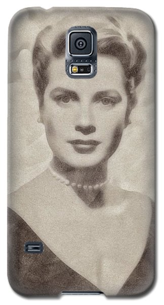 Grace Kelly, Actress And Princess Galaxy S5 Case