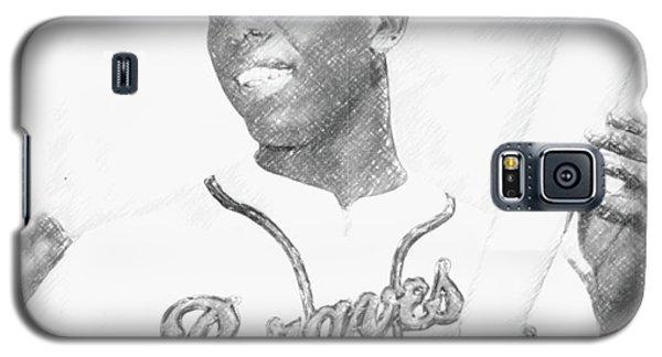 Hank Aaron Galaxy S5 Case