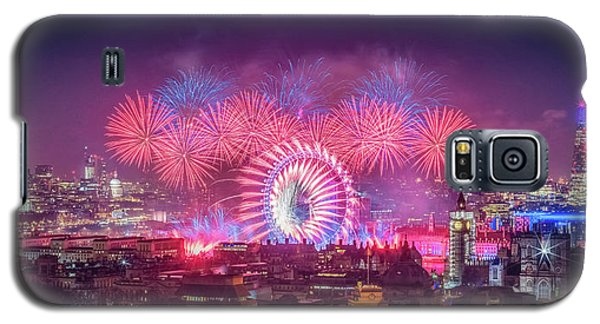 Happy New Year 2018 Galaxy S5 Case