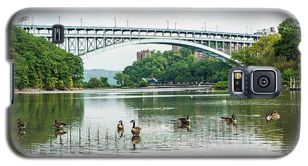 Henry Hudson Bridge Galaxy S5 Case