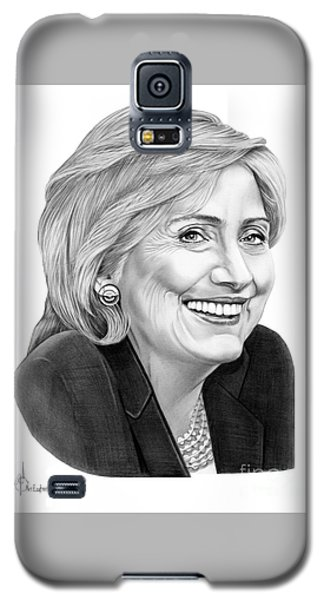 Hillary Clinton Galaxy S5 Case