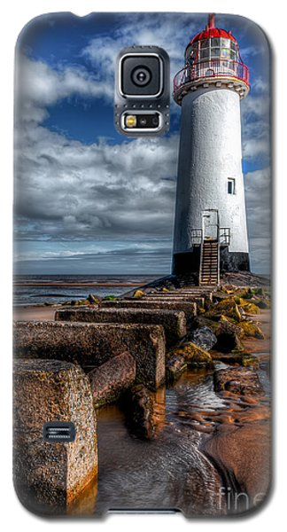 House Of Light Galaxy S5 Case by Adrian Evans