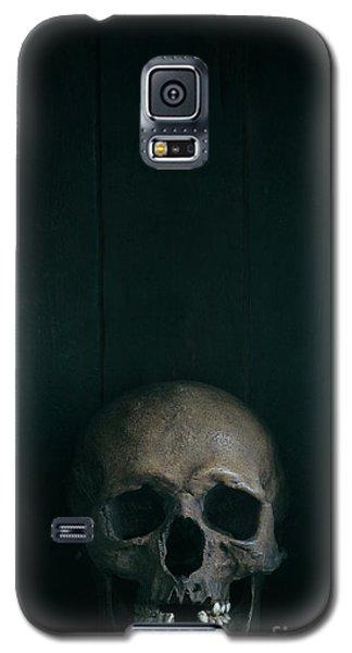 Human Skull Galaxy S5 Case