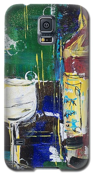 In Vino Veritas. Wine Collection 12 Galaxy S5 Case