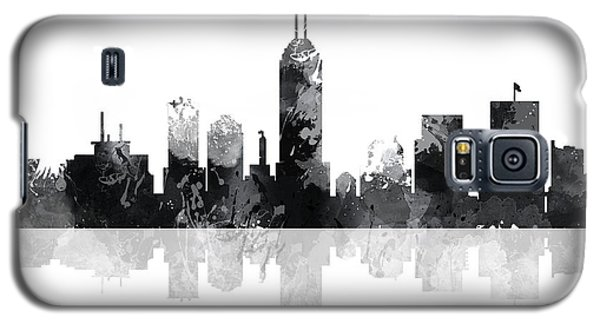 Indiana Indianapolis Skyline Galaxy S5 Case