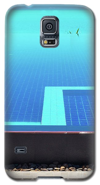 Galaxy S5 Case featuring the photograph Infinity Pool by Atiketta Sangasaeng