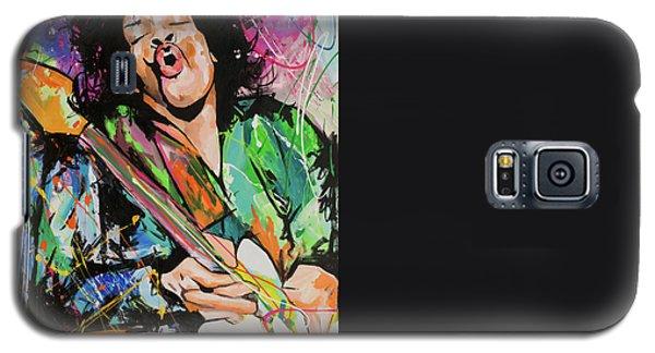 Jimi Hendrix Galaxy S5 Case by Richard Day