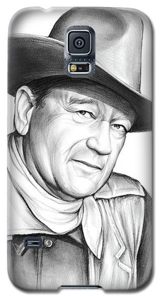 Duke Galaxy S5 Case - John Wayne by Greg Joens