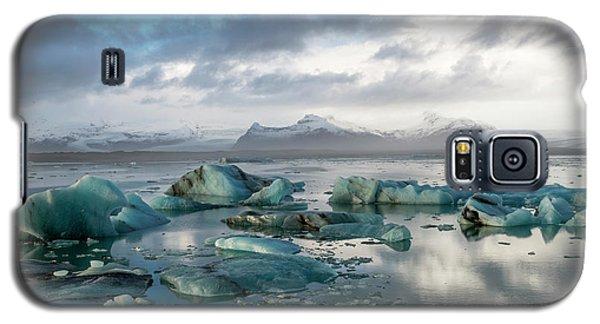 Jokulsarlon, The Glacier Lagoon, Iceland 3 Galaxy S5 Case