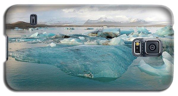 Jokulsarlon The Glacier Lagoon, Iceland 2 Galaxy S5 Case
