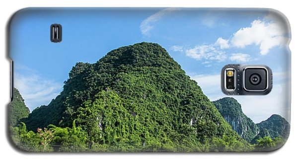 Karst Mountains Scenery Galaxy S5 Case