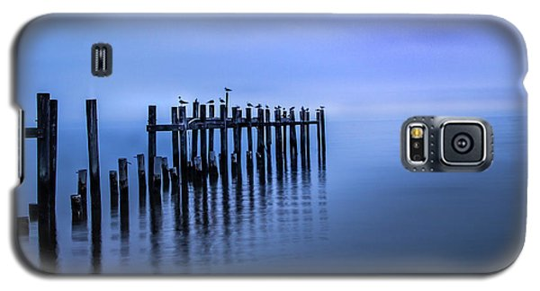 Colorful Overcast At Twilight Galaxy S5 Case