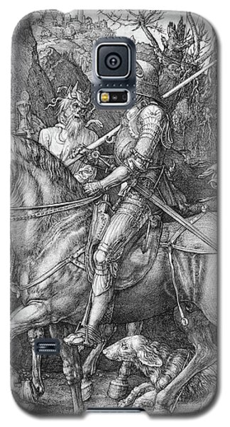 Knight Death And The Devil Galaxy S5 Case
