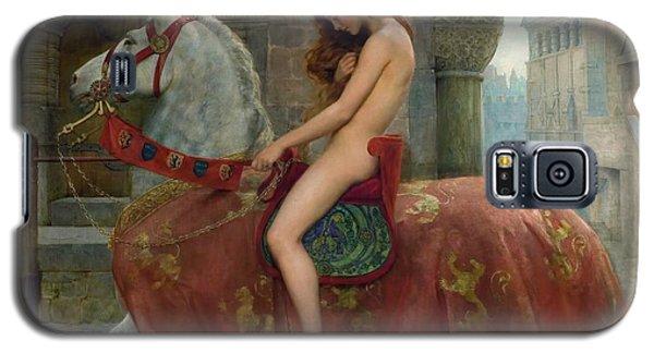 Lady Godiva Galaxy S5 Case