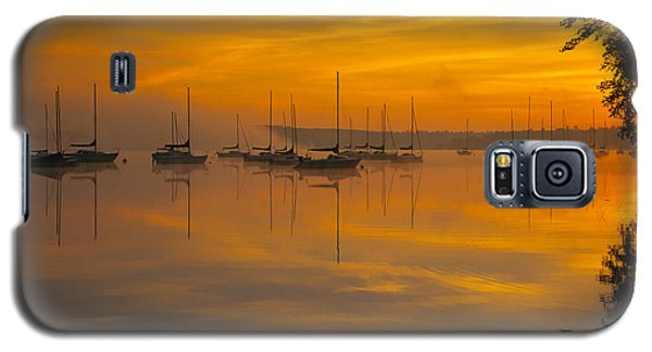 Lake Massabesic - Auburn New Hampshire Usa Galaxy S5 Case