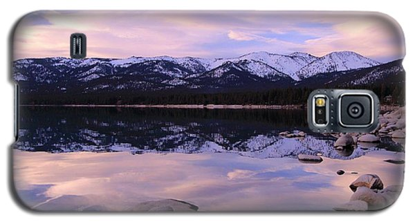 Lake Tahoe Rocks  Galaxy S5 Case