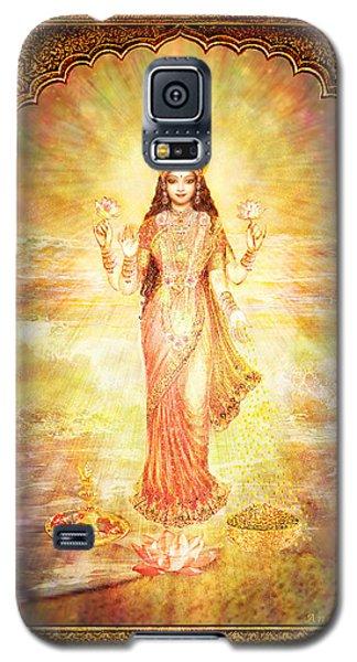 Lakshmis Birth From The Milk Ocean Galaxy S5 Case