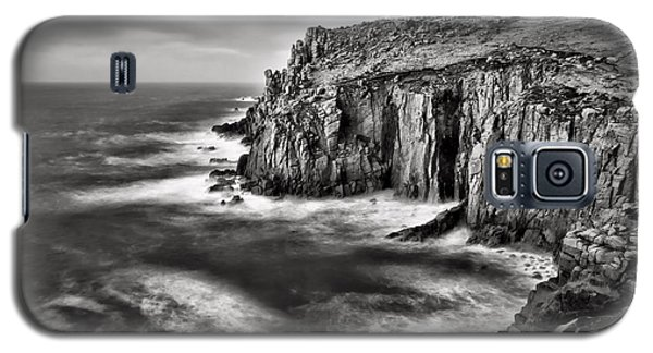 Lands End At Dusk Galaxy S5 Case