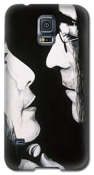Lennon And Yoko Galaxy S5 Case