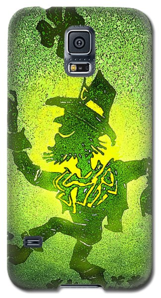 Leprechaun Galaxy S5 Case