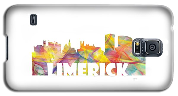 Limerick Ireland Skyline Galaxy S5 Case