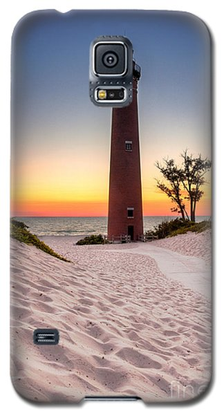 Little Sable Point Light Station Galaxy S5 Case