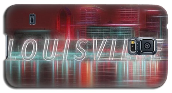 #louisville #cardinals Galaxy S5 Case
