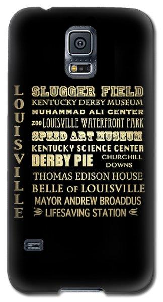 Louisville Famous Landmarks Galaxy S5 Case