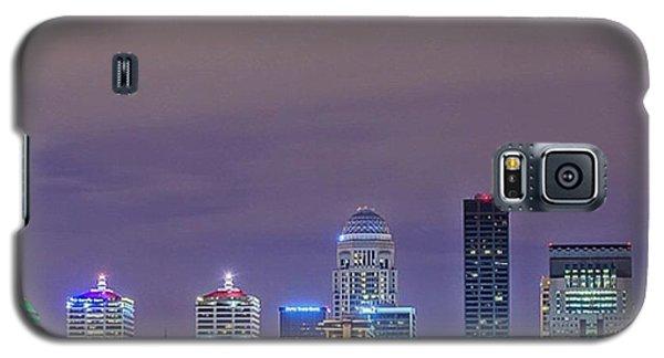 Ohio Galaxy S5 Case - #louisville #kentucky #kentuckiana by David Haskett