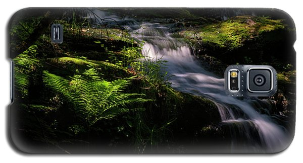 Lynn Mill Waterfalls Galaxy S5 Case