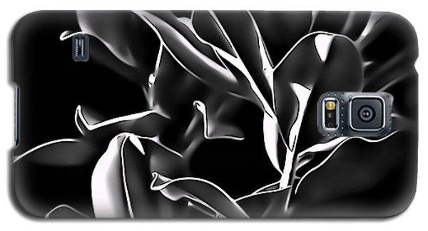 Magnolia Leaves Galaxy S5 Case by Walt Foegelle