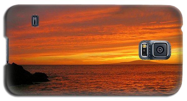 Makena Sunset Galaxy S5 Case