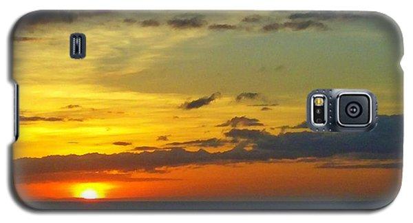 Extraordinary Maui Sunset Galaxy S5 Case