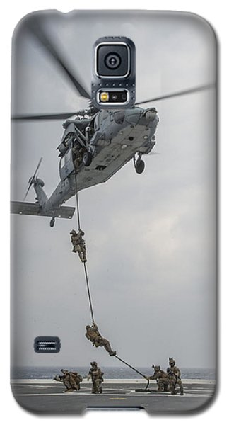 Mh-60s Sea Hawk Helicopter Us Navy Galaxy S5 Case